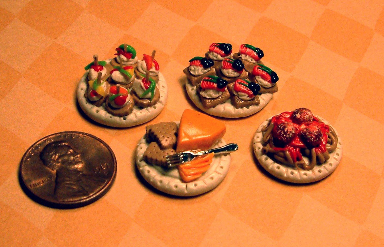 Custom Mini Finger Foods