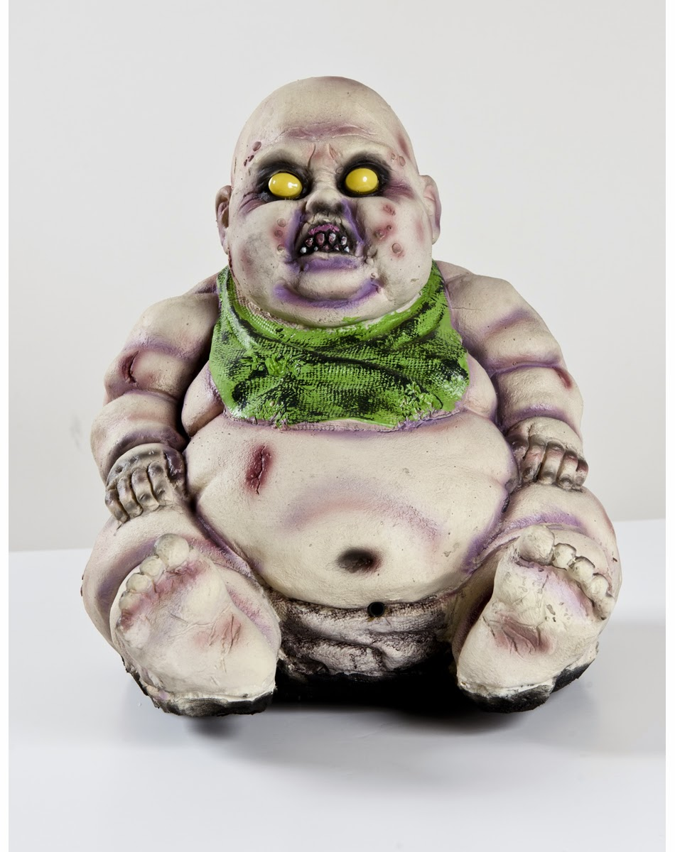 baby fat zombie baby