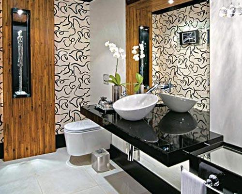 Decore criativo banheiros for Marcas lavabos