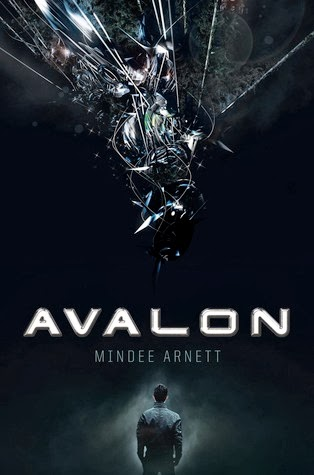 Avalon Mindee Arnett book cover
