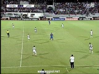 اهداف مباراة الصفاقسى التونسى و وفاق سطيف الجزائرى 1-1  CS Sfaxien Vs ES Setif - دورى ابطال افريقيا
