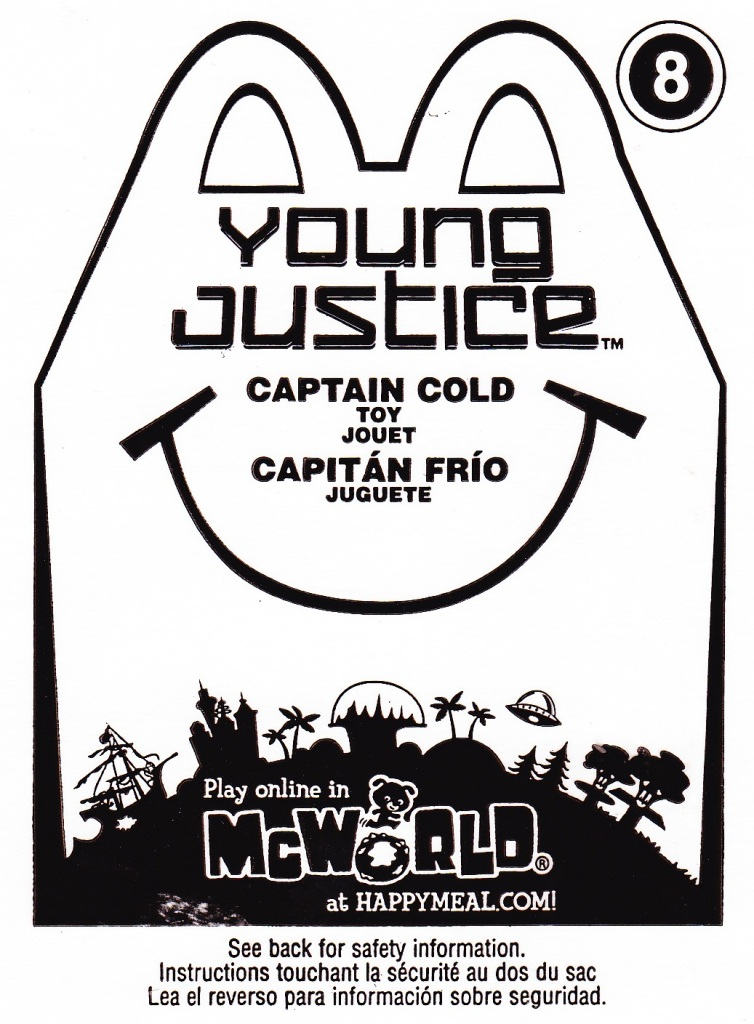 McDonald 27s 2011 Young Justice  238 Captain Cold Packaging 1 small    Young Justice Captain Cold