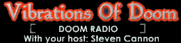 Vibrations of Doom Metal Radio