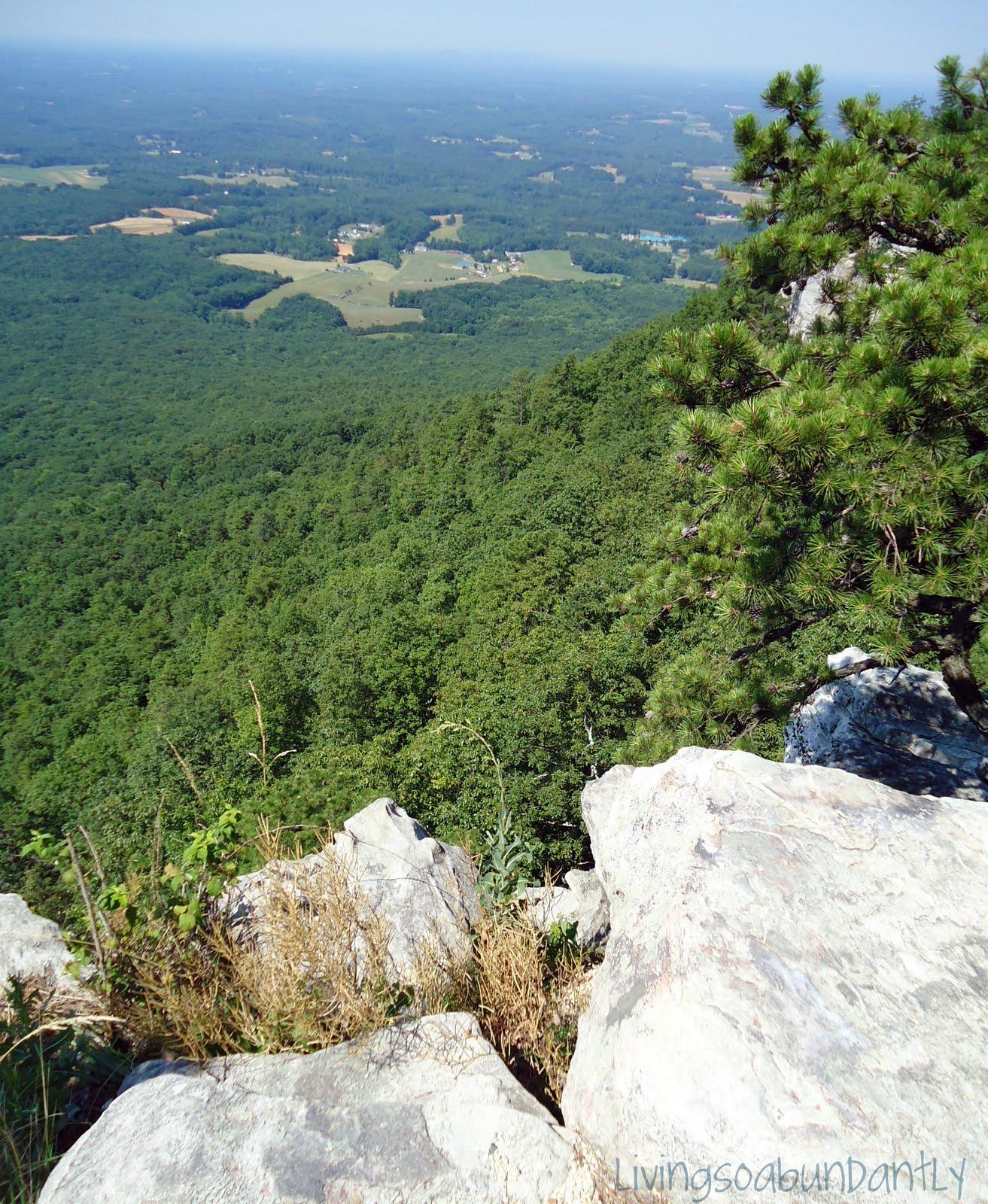 Pilot Mountain Living So Abundantly