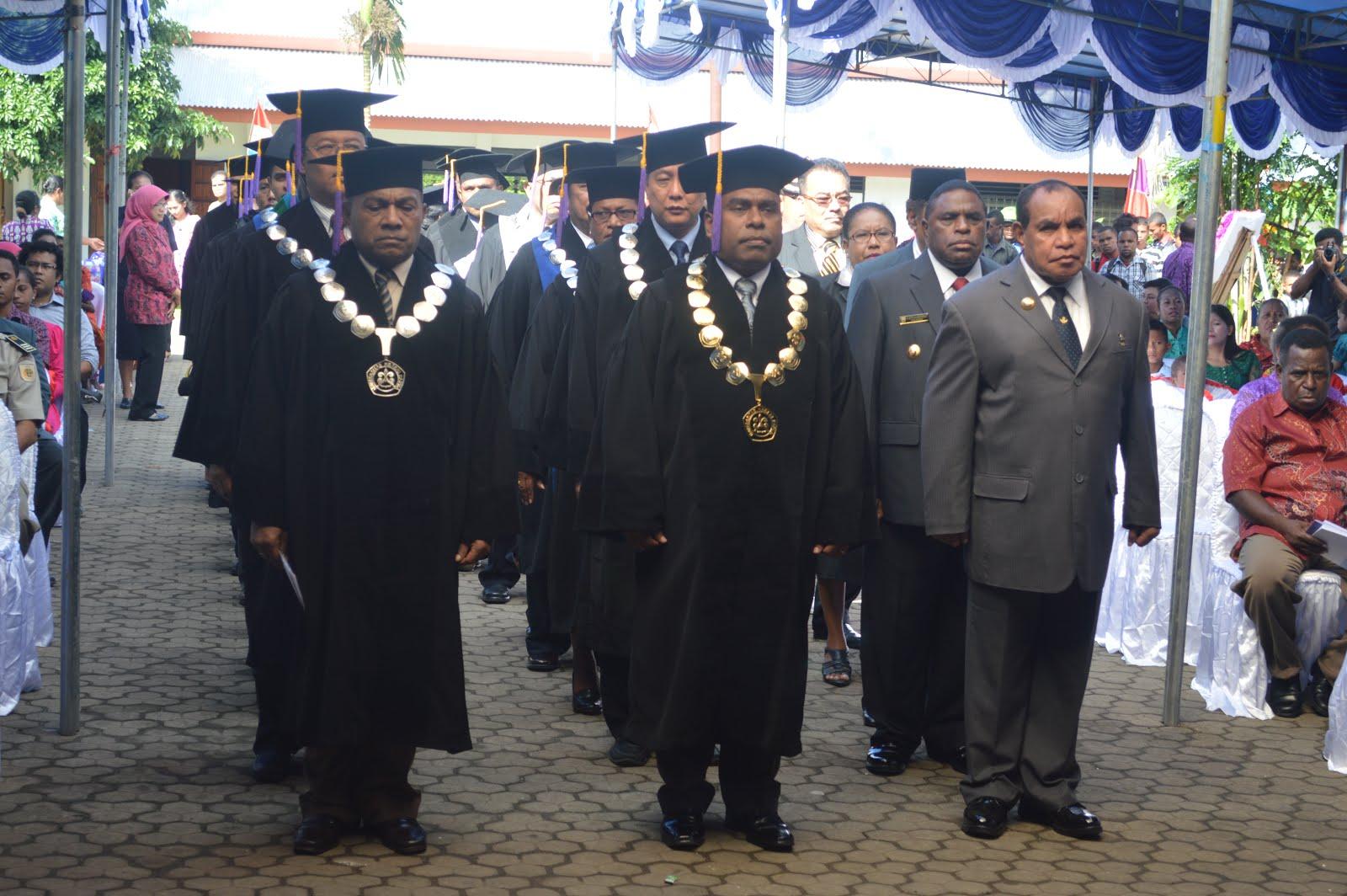 Rektor Universitas Papua