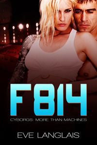 Review: F814 by Eve Langlais