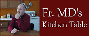 FR. MD'S KITCHEN TABLE - USA