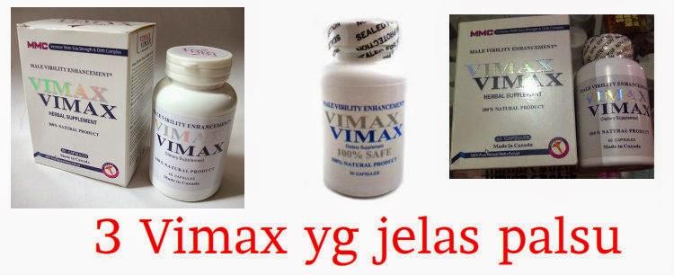 tips membedakan vimax asli dan palsu