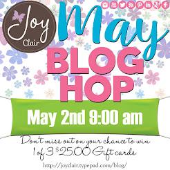 Joy Clair Blog Hop
