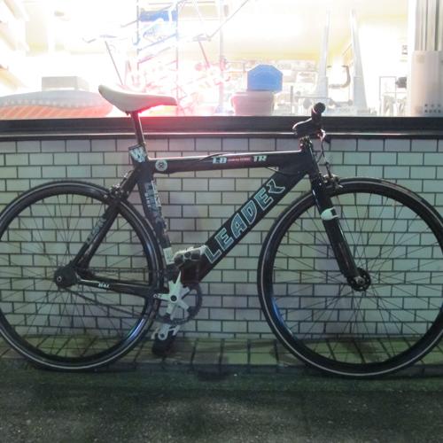 リーダーバイク,leader bike,735,735tr,ピスト,ピストバイク,固定ギア,