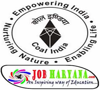 Recruitment in Central coalfields Limited - 2013