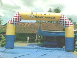 BALON GATE BANK PAPUA