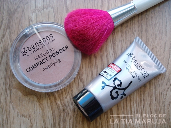 Benecos make up maquillaje
