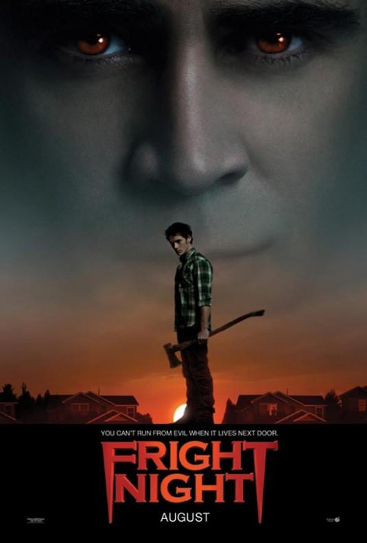 Sinopsis Filem Fright Night 2011