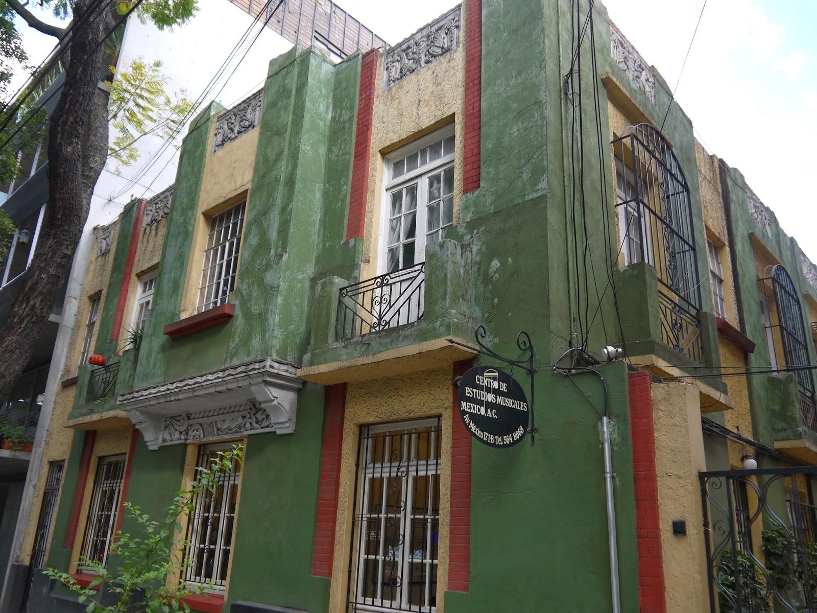 adrian yekkes mexico city art deco treasure house