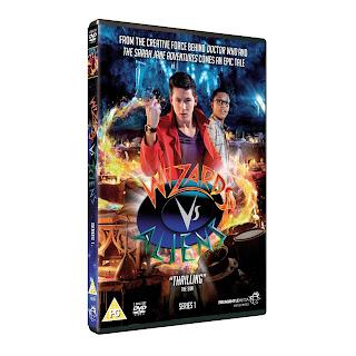DVD, Russell T Davies
