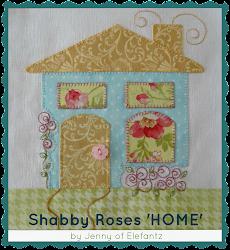 Shabby Roses BOM