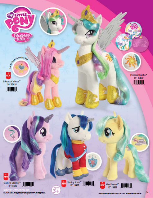 Aurora Coco Pommel, Starlight, Cadance, and Shining Armor Get a Much Clearer Image