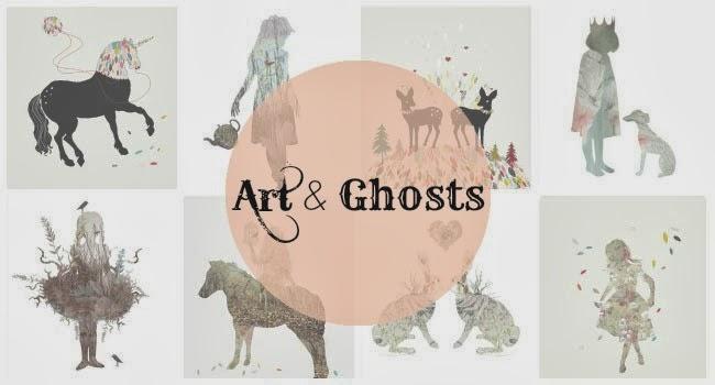 Art & Ghost, La Musa, Design, Diseño, Artwork, Picture, illustration