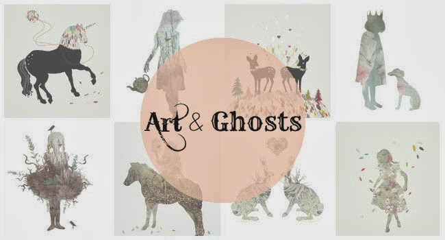 Art & Ghost, La Musa, Design, Diseño, Artwork, Picture, illustration