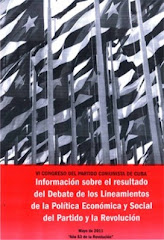 Resultados del debate de los Lineamientos