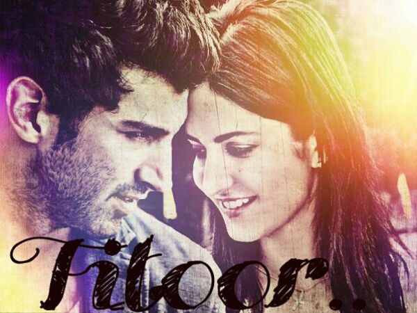 Aditya Roy Kapoor, Katrina Kaif's 'Fitoor' poster is out!