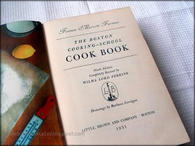 Fannie Farmer; biografia Fannie Farmer; retro kuchnia; książka kucharska Fannie Farmer; nauka gotowania Fannie Farmer
