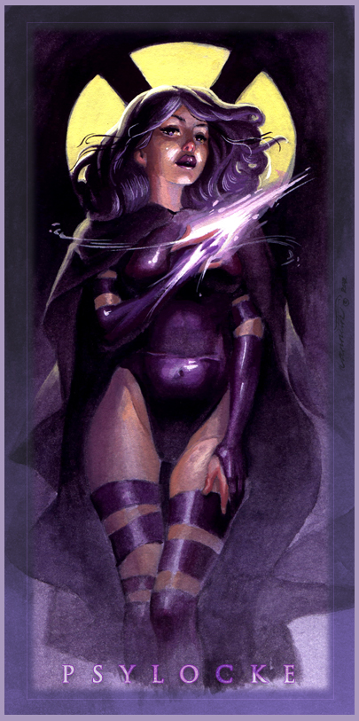Psylocke Character Review - 1
