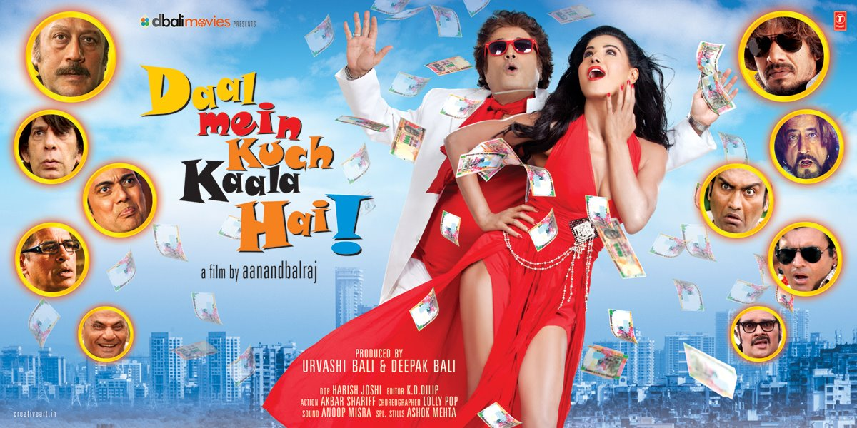download Daal Mein Kuch Kaala Hai! movie torrent 1080p