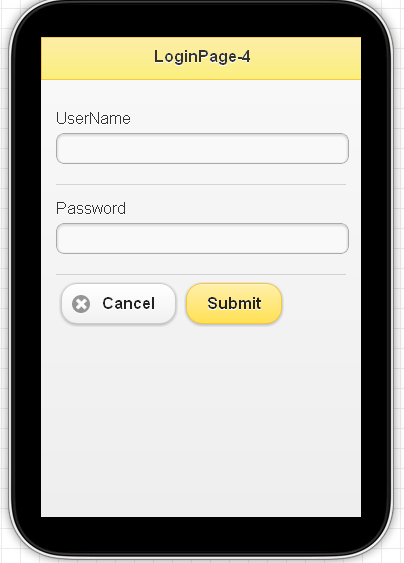 Jquery Mobile Page