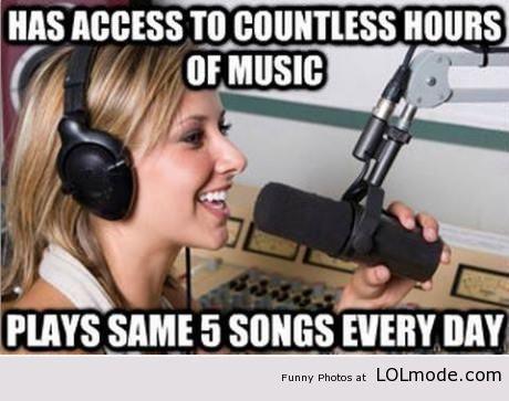 Radio DJ Meme