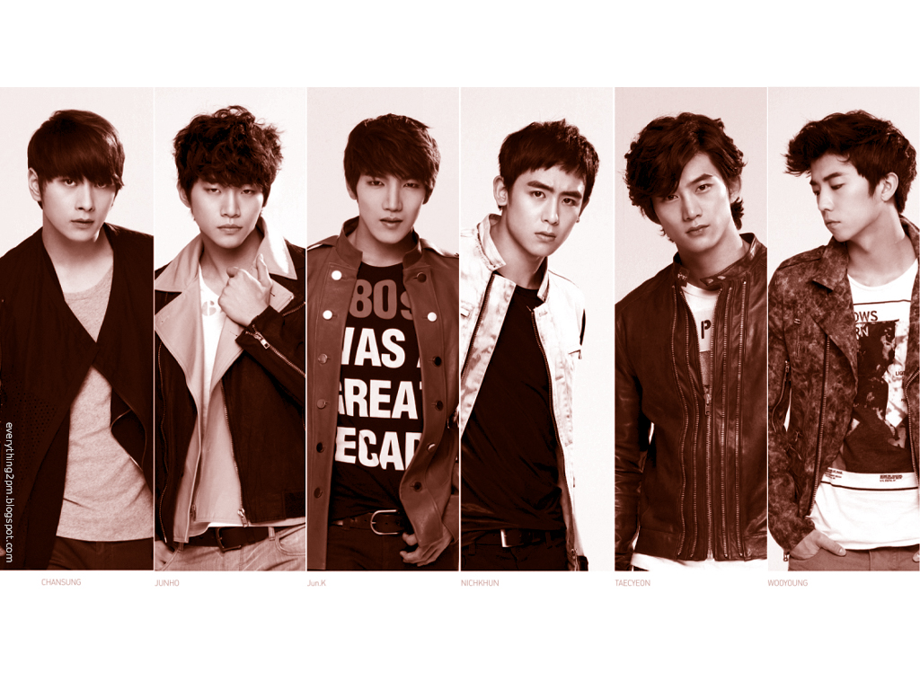2pm 2013 Wallpaper [poster] 2pm @ the lotte