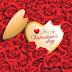Valentine Day Greeting Cards Pictures-Valentine Love-Rose-Flower Cards-Valentine,s Cute Cards Photos 2015