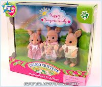 Calico Critters Sylvanian Families シルバニアファミリー Kangaroo cheap sale Tomy Epoch
