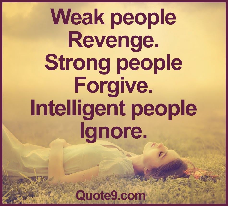 Strong Life Quote Intelligent People Ignore Quotations In English  Quote9