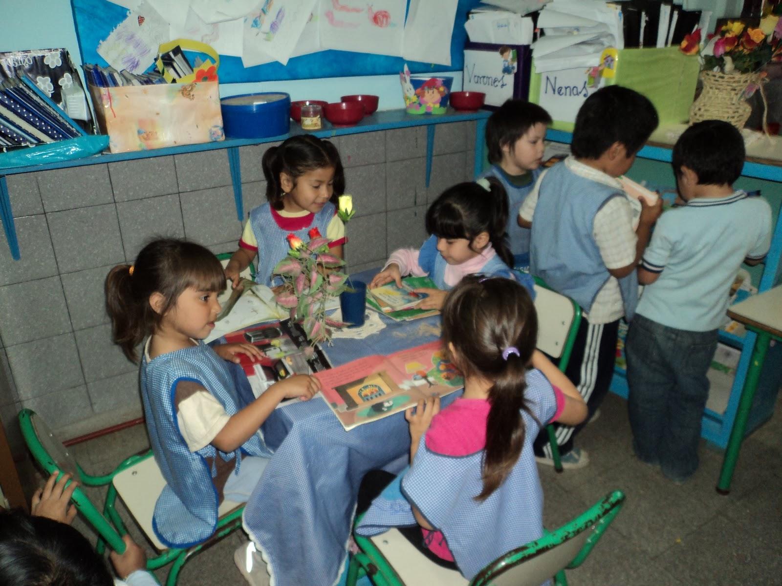 Un lugar llamado jardin la biblioteca for Asistenciero para jardin de infantes