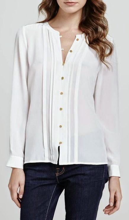 Blusas+Elegantes+para+una+ ...