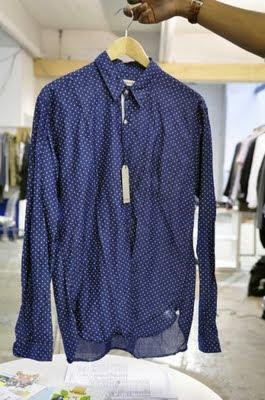 Men's Fashion - Oliver Spencer Spring-Summer 20112