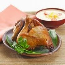 Resep Cara Membuat Ayam Goreng Telur Asin