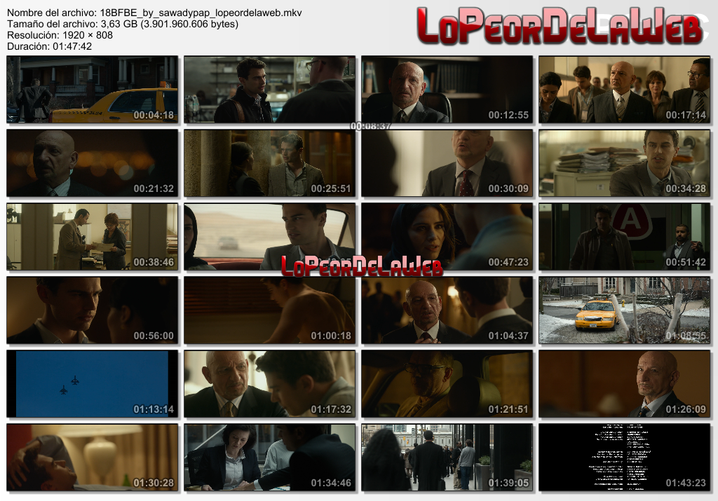 Backstabbing for Beginners [2018] [BBRip 1080p] [Dual Audio]