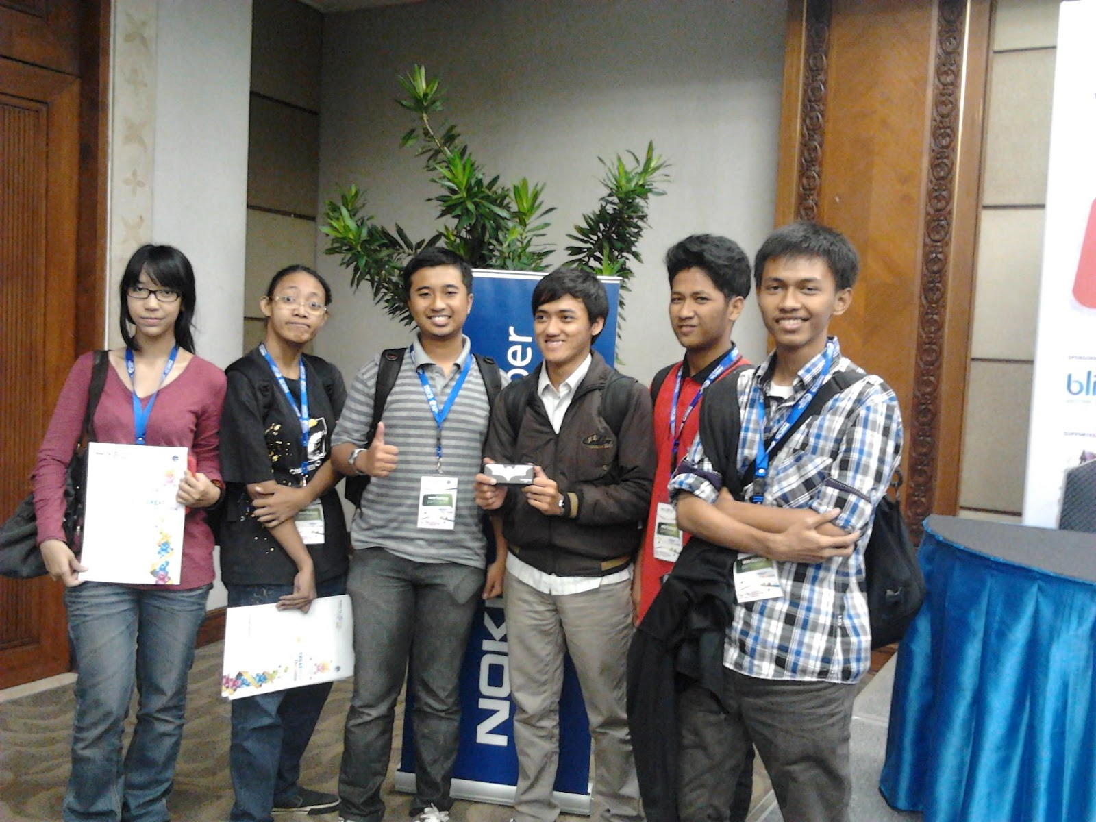 Event Report INAICTA 2012 Day 2 Eryk Budi Pratama