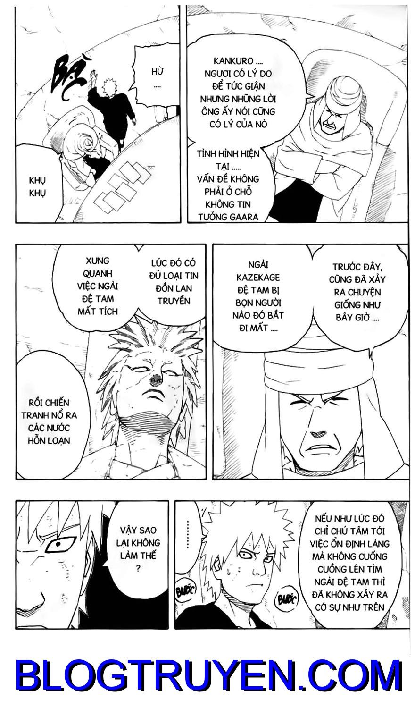Naruto chap 266 Trang 10 - Mangak.info