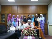 Pelajar Latihan Industri Radiologi 2012