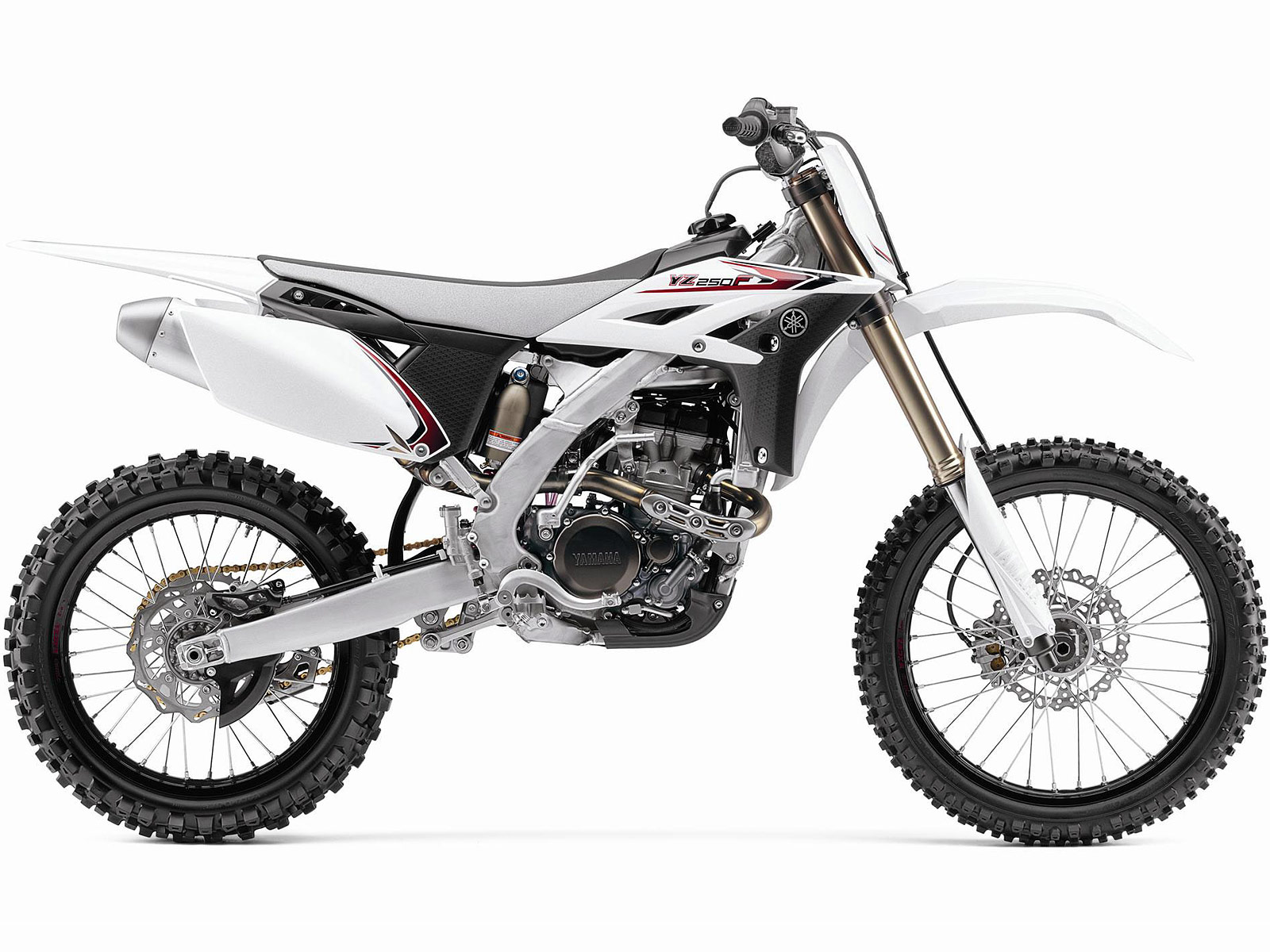 2012 yamaha yz250f pictures and specifications