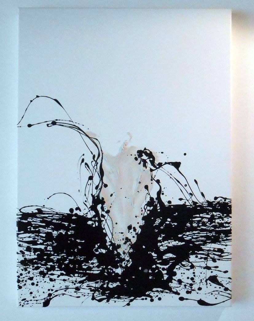 no title/ 100x70cm/ acrylic on canvas