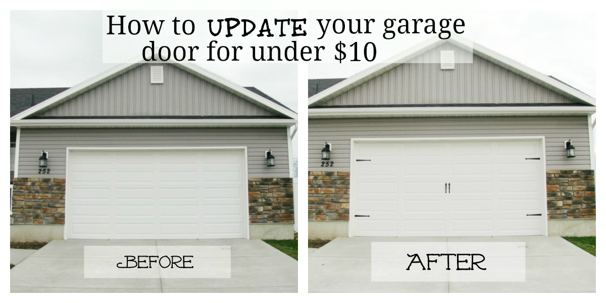 old garage door ideas 2