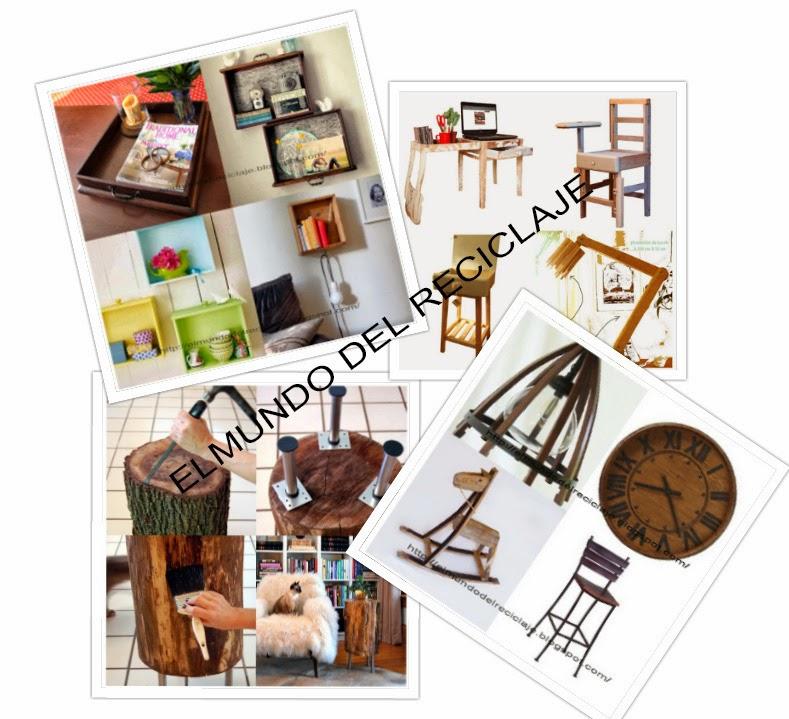 http://elmundodelreciclaje.blogspot.com.es/search/label/madera