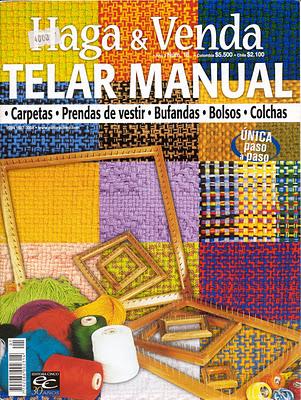 Telar Manual  Tejiendos Prendas De Vestir Revista