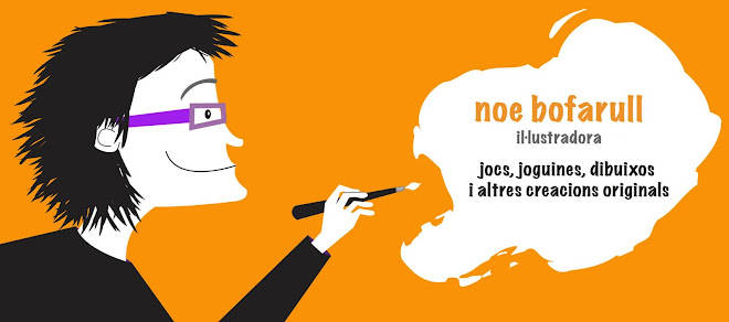 Noe Bofarull - il·lustradora