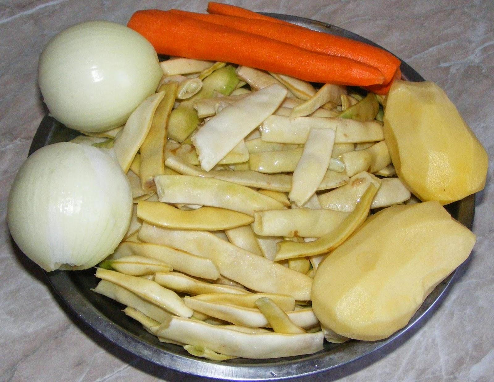 legume proaspete pentru gatit mancare, legume de gradina, legume proaspete, fasole verde, ceapa, morcovi, cartofi, retete cu legume, preparate din legume, retete si preparate culinare din legume, preparare legume,